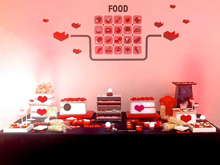servicio de catering y decoracion