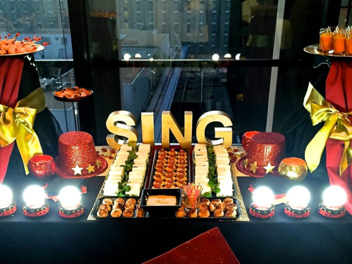 catering y decoracion de eventos