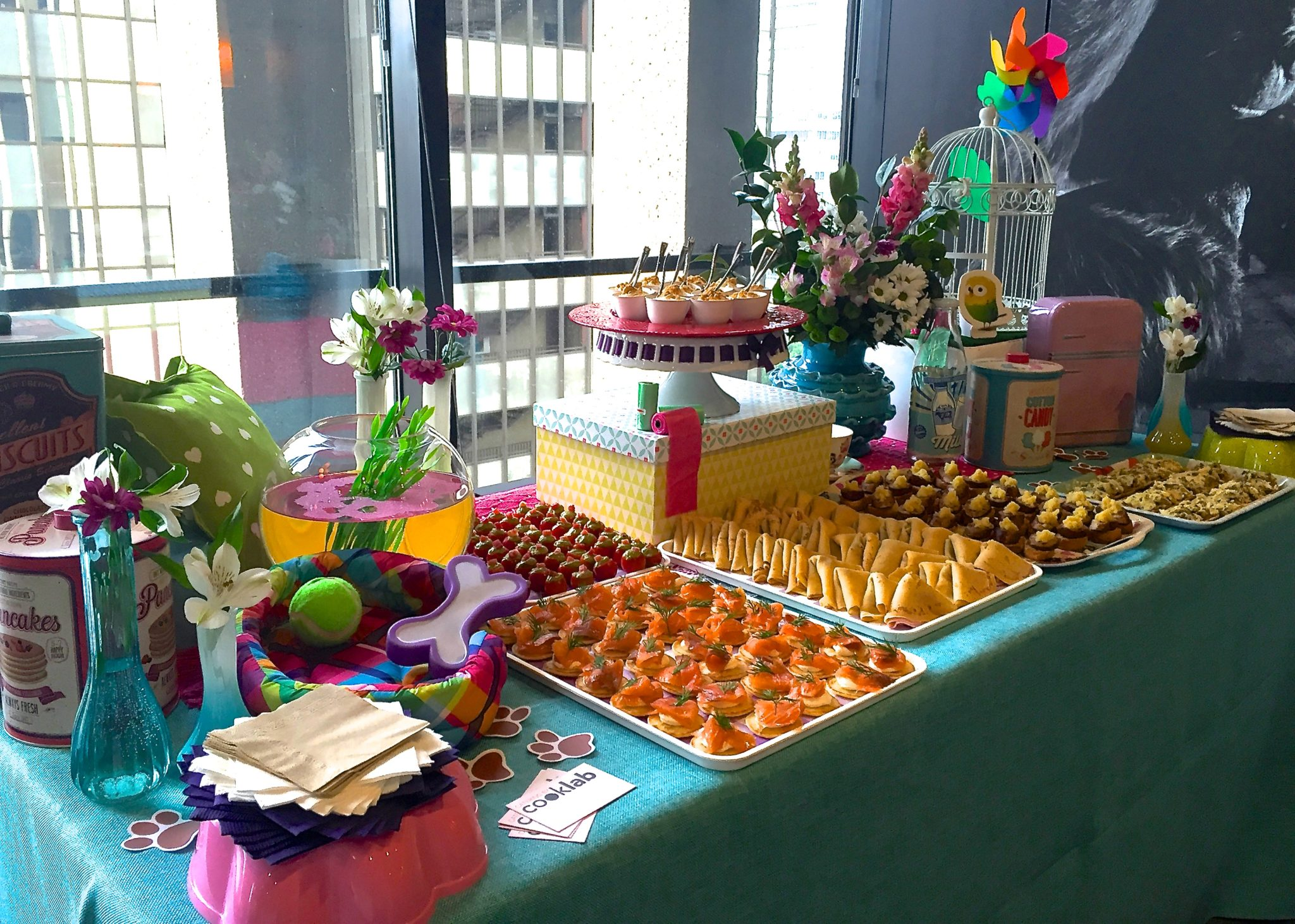 catering tematicos